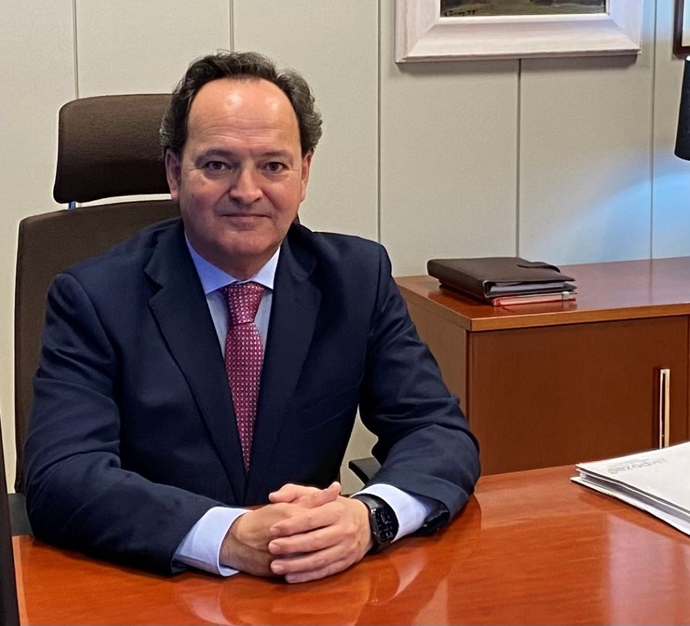 Juan María Pozas, presidente de CIAC. Noticias de seguros