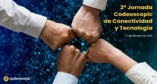 Jornada de conectividad de Codeoscopic. Noticias de seguros