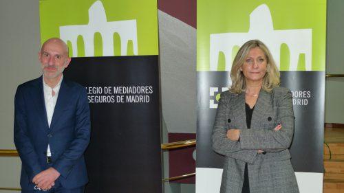 Mueva Mutua Sanitaria renueva con el Colegio de Madrid. Noticias de seguros