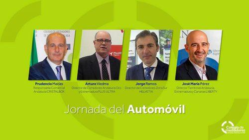 Jornada de autos del Colegio de Córdoba, Huelva y Sevilla. Noticias de seguros