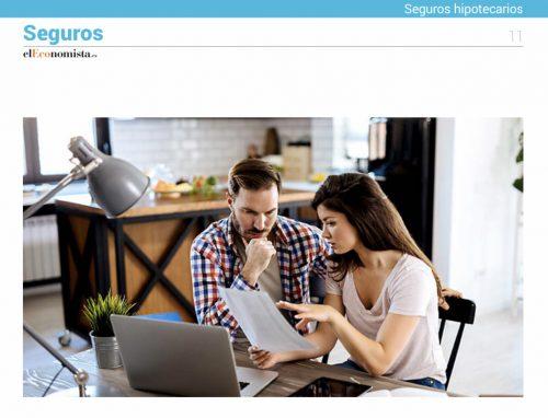 Seguros hipotecario. ElEconomistaSeguros febrero. Noticias de seguros