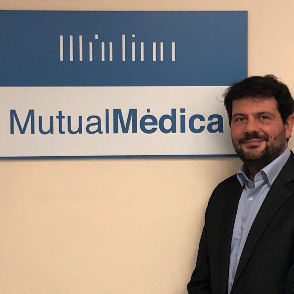 César Vizuete, Mutual Médica. Noticias de seguros