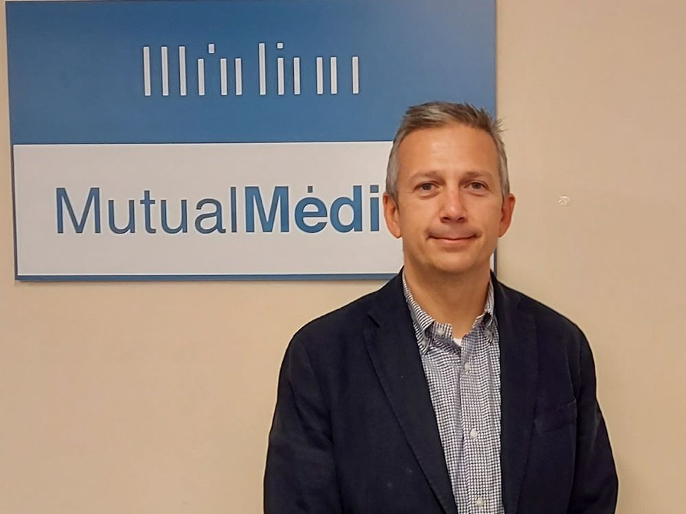 Óscar Molina, Mutual Médica. Noticias de seguros