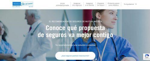 Mutual Médica médicos mutualistas. Noticias de seguros