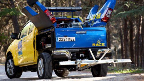 RACE vehículo Toro. Noticias de seguros