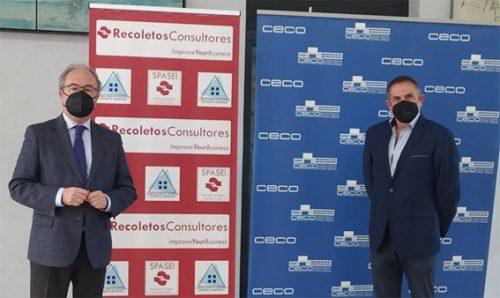 Acuerdo de Ancasa con CECO. Noticias de seguros