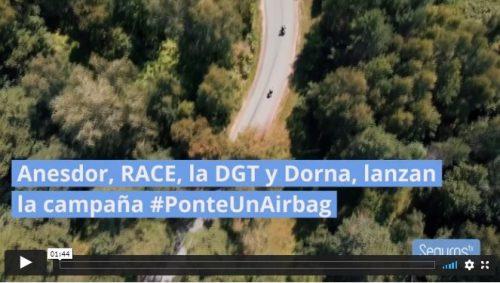 Campaña de RACE y Anesdor. Noticias de seguros