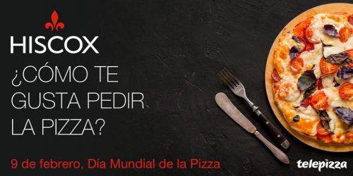 Hiscox celebra el Día Mundial de la Pizza. Noticias de seguros