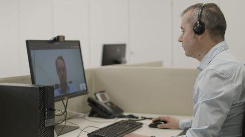 ARAG ofrece consultas legales por videollamada. Noticias de seguros