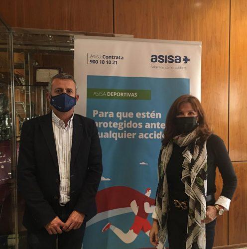 ASISA, nuevo patrocinador de la FAP. Noticias de seguros