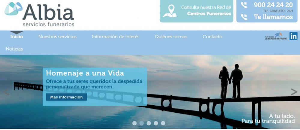 Grupo Albia. Noticias de seguros