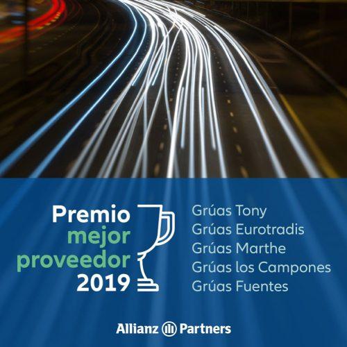Allianz Partners premia a su red de asistencia. Noticias de seguros