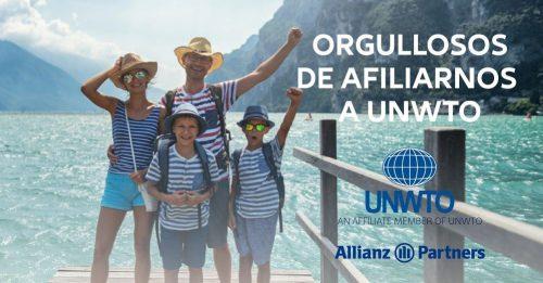 Allianz Partners se une a la OMT. Noticias de seguros