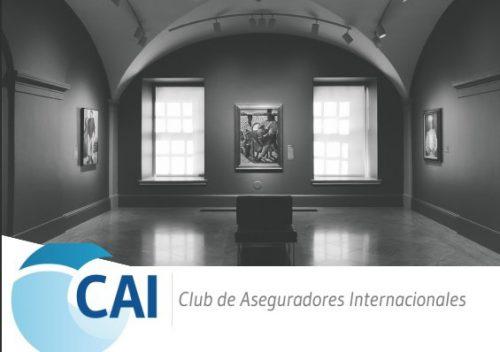 CAI organiza una jornada de seguro de arte. Noticias de seguros
