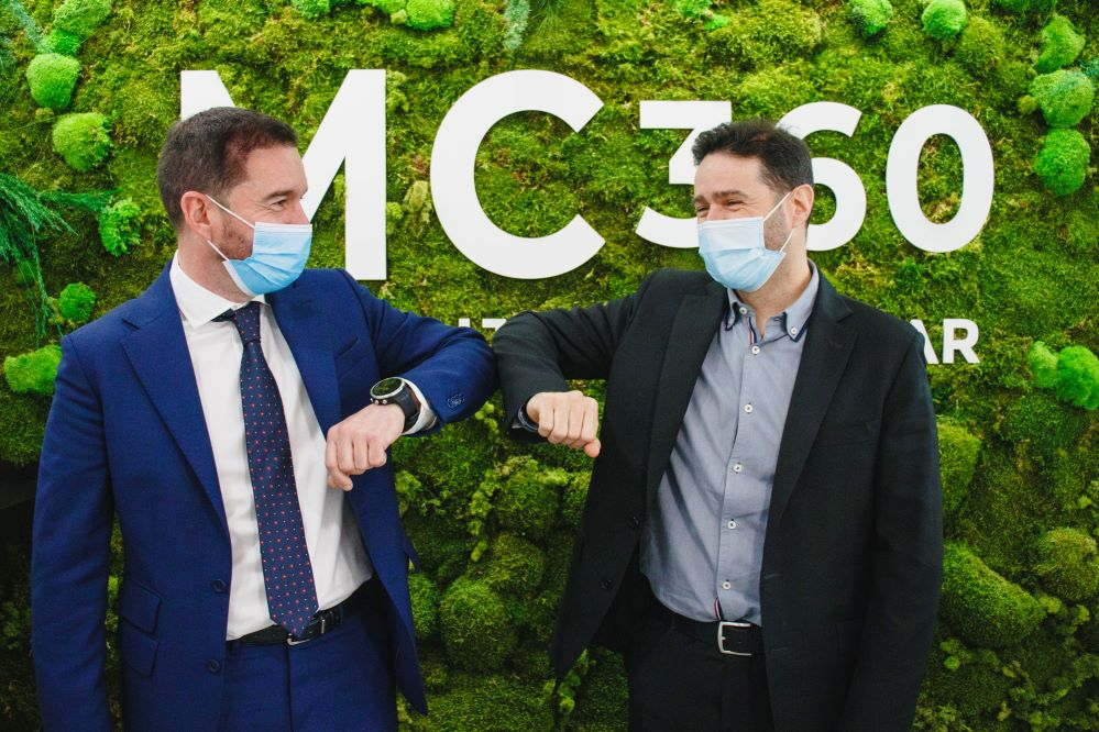 Caser firma un acuerdo con MC360. Noticias de seguros