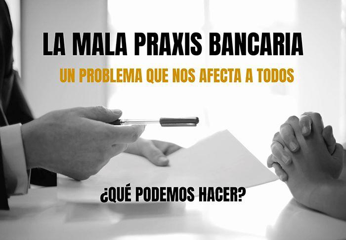 Jornada sobre mala praxis bancaria en el Colegio de Alicante. Noticias de seguros