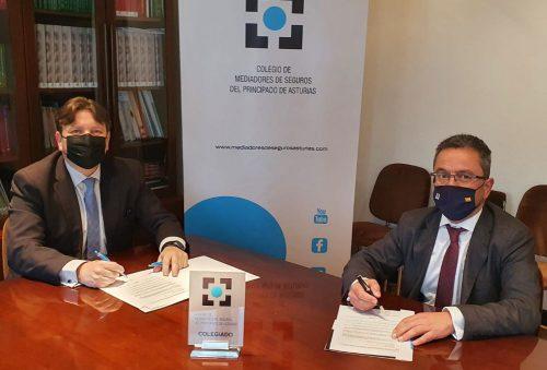 El Colegio de Asturias renueva con Reale. Noticias de seguros
