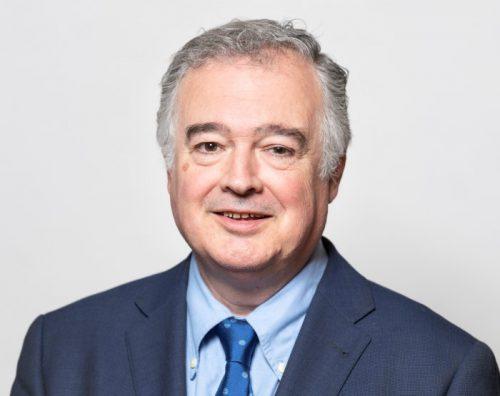 Javier García, presidente del Colegio de Jaén. Noticias de seguros