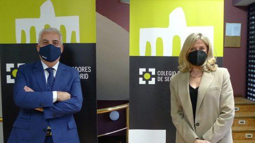 Reale comenzará a colaborar con el Colegio de Madrid. Noticias de seguros