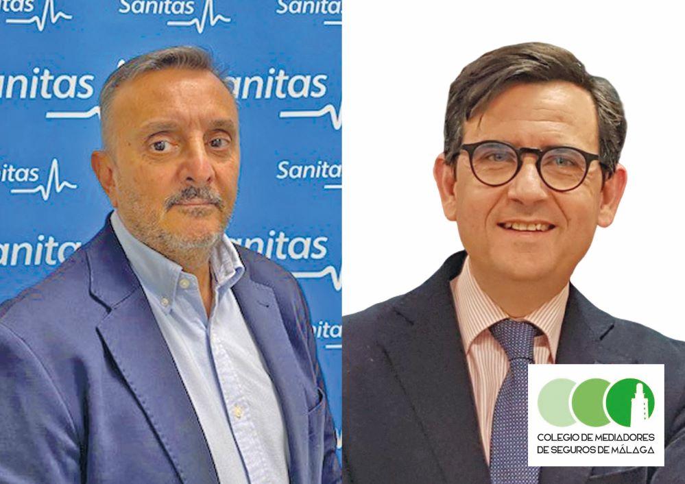 Sanitas renueva con el Colegio de Málaga. Noticias de seguros.