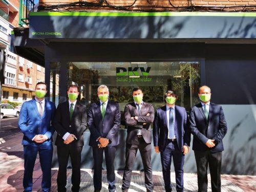 DKV abre oficina en Alcobendas. Noticias de seguros