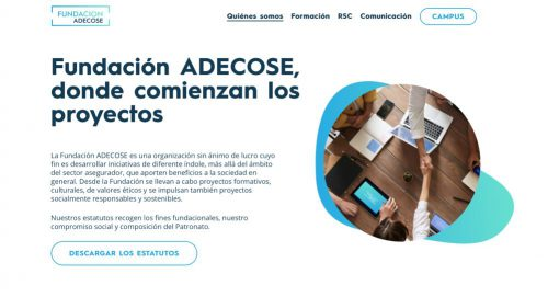 Fundación ADECOSE. Noticias de seguros