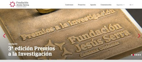 Fundación Jesús Serra. Noticias de seguros