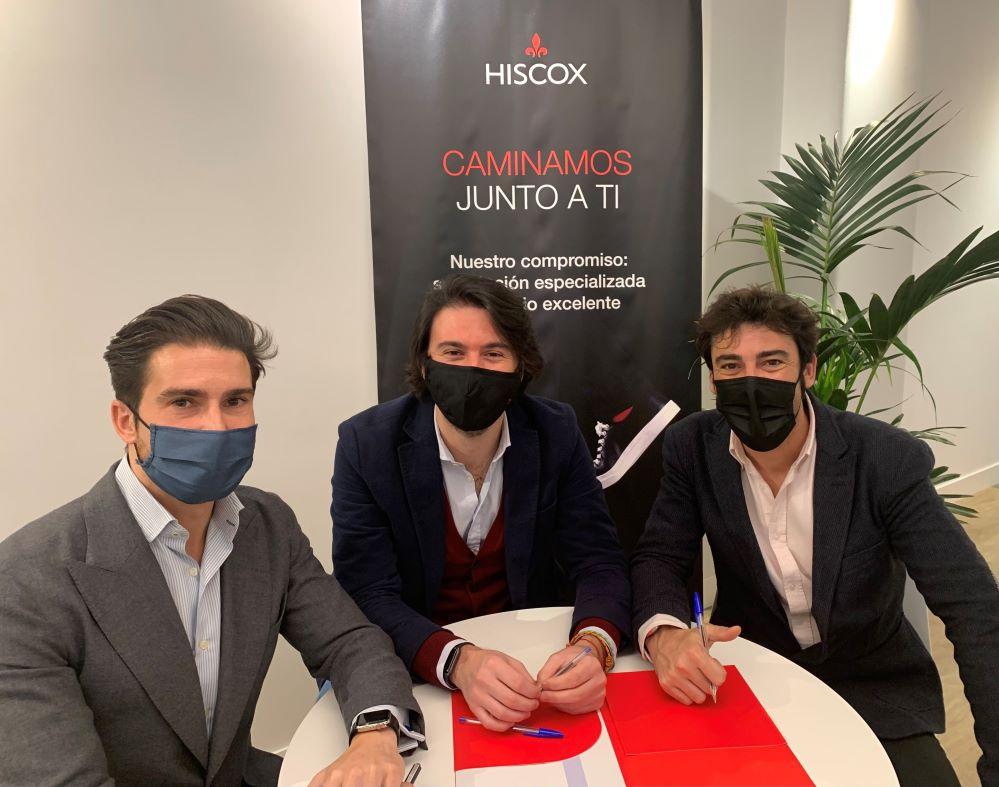 Hiscox firma un acuerdo con Grupo hIB. Noticias de seguros