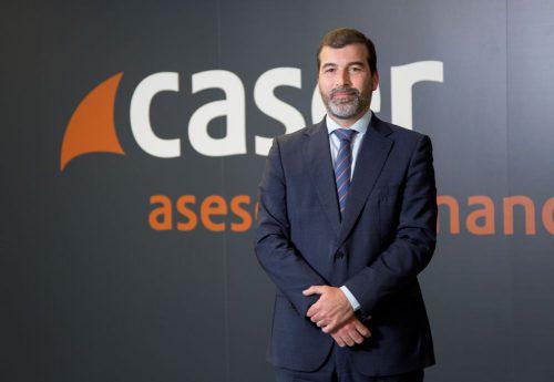 Nuevo fichaje de Caser Asesores Financieros. Noticias de seguros.