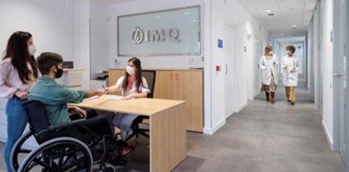 IMQ abre nueva clínica en Gasteiz. Noticias de seguros