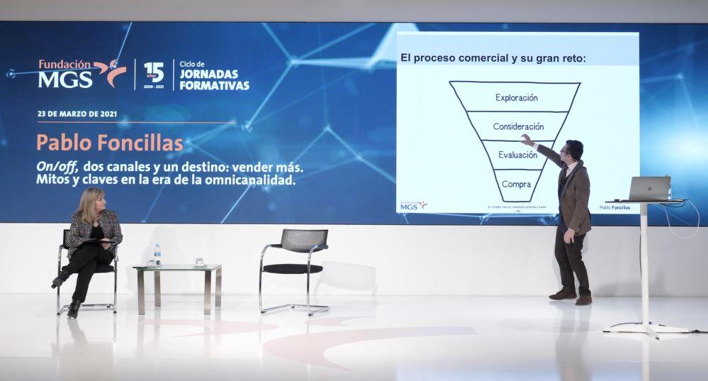 Nueva conferencia de Fundación MGS. Noticias de seguros