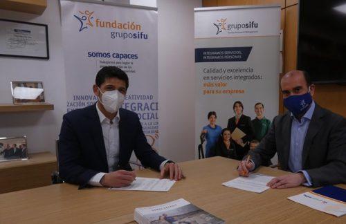 Mapfre y Grupo SIFU crean una agencia de seguros. Noticias de seguros