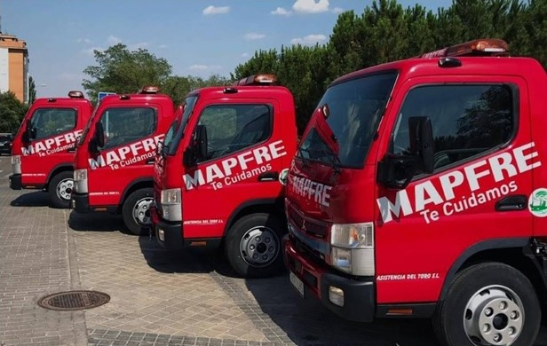 Mapfre permite pedir grúa por Tqitter. Noticias de seguros