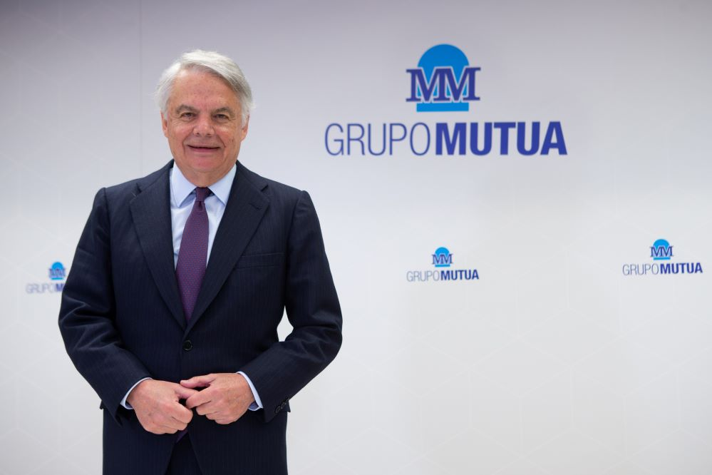 Ignacio Garralda, presidente de Grupo Mutua. Noticias de seguros