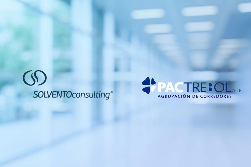 Pactrebol y Solvento Consulting. Noticias de seguros