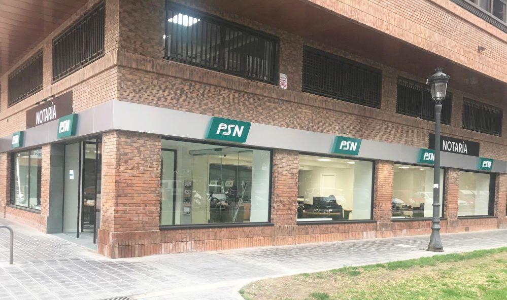 Nueva oficina de PSN en Valencia. Noticias de seguros