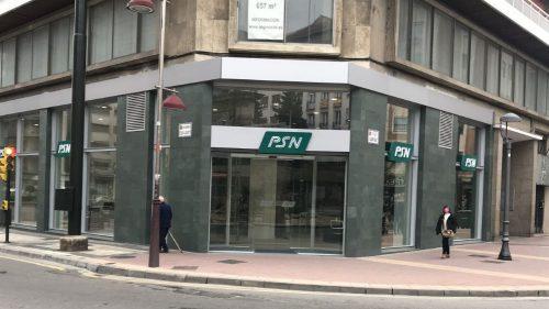 PSN estrena su nueva oficina en Zaragoza. Noticias de seguros