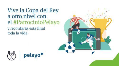Pelayo revoluciona la Copa del Rey. Noticias de seguros