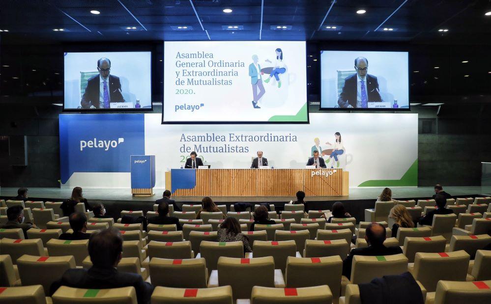 Pelayo celebra su Asamblea General. Noticias de seguros