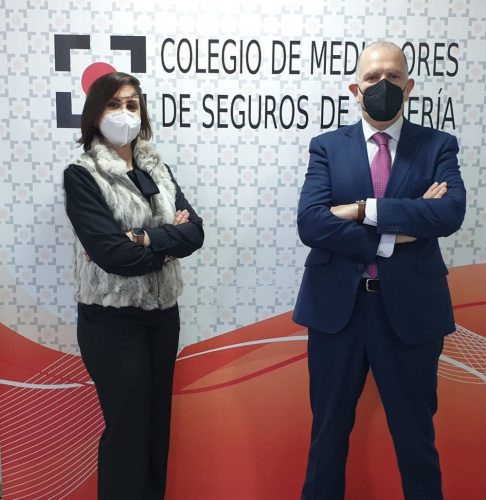 Plus Ultra y el Colegiod e Almería. Noticias de seguros