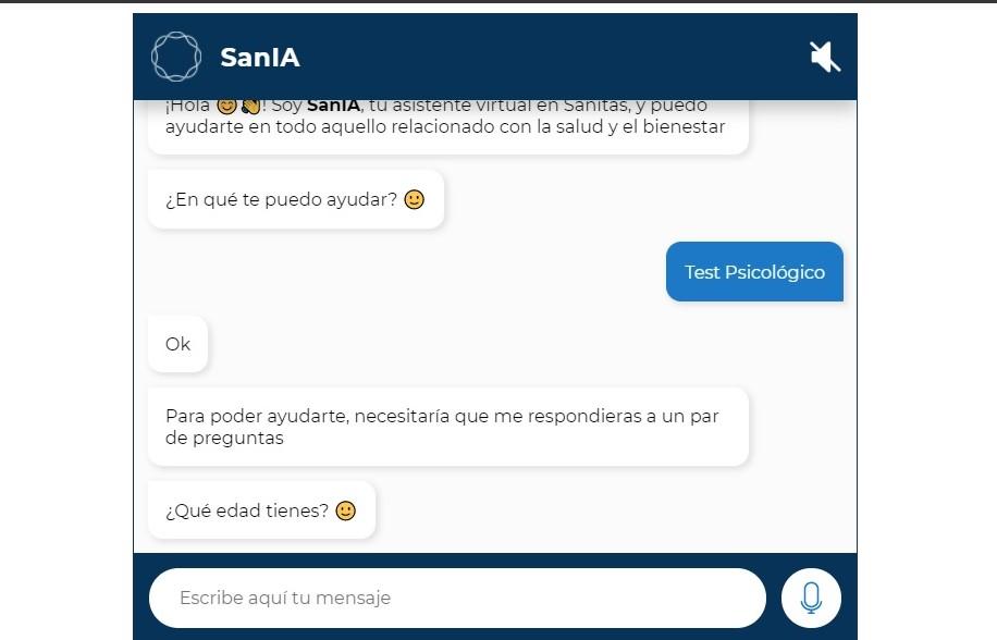 SANia, el asistente de Sanitas. Noticias de seguros