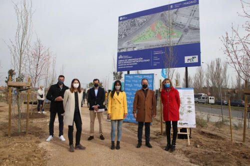 Sanitas colabora con el bosque Metropolitano de Madrid. Noticias de seguros