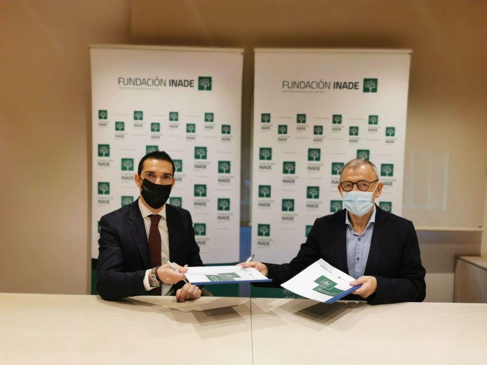 Santalucía renueva con Fundación Inade. Noticias de seguros