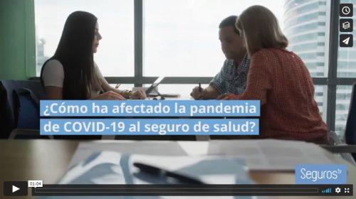 El seguro de salud en la pandemia. Noticias de seguros