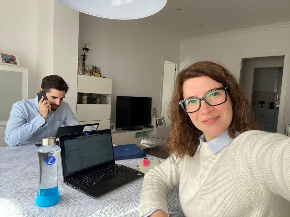 Zurich mantiene el teletrabajo. Noticias de seguros