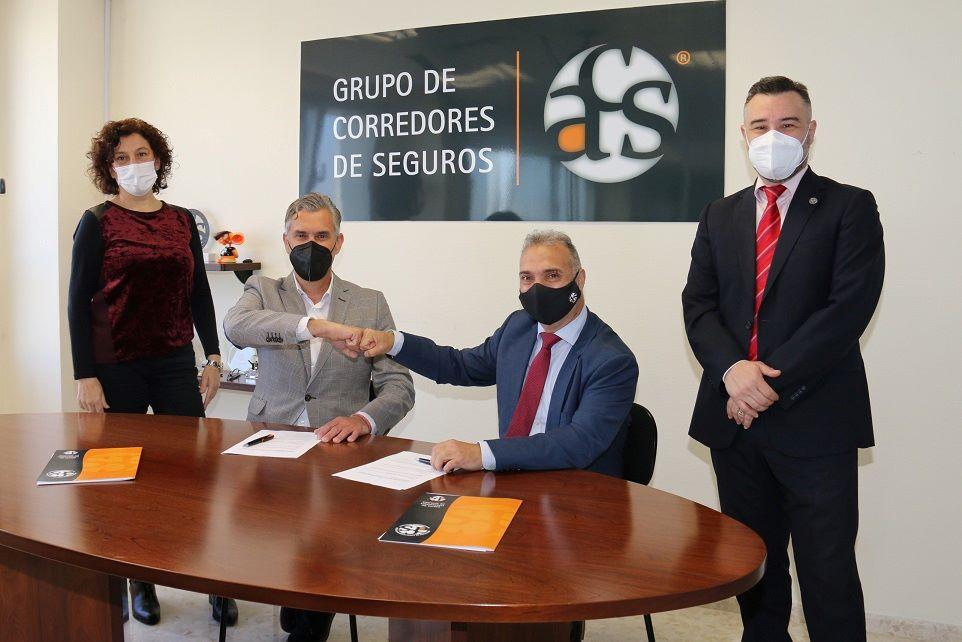 ACS-Cv renueva su acuerdo con APCAS. Noticias de seguros