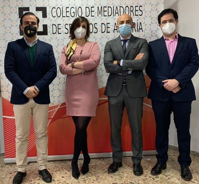 ARAG renueva con el Colegio de Almería. Noticias de seguros