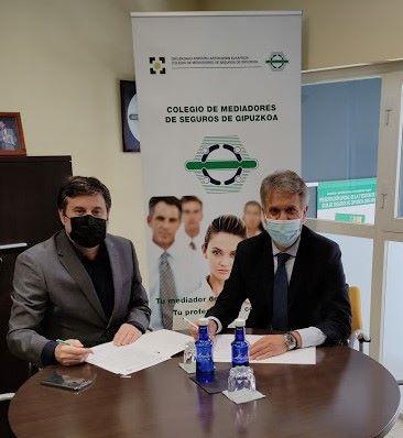 AXA renueva con el Colegio de Guipúzcoa. Noticias de seguros