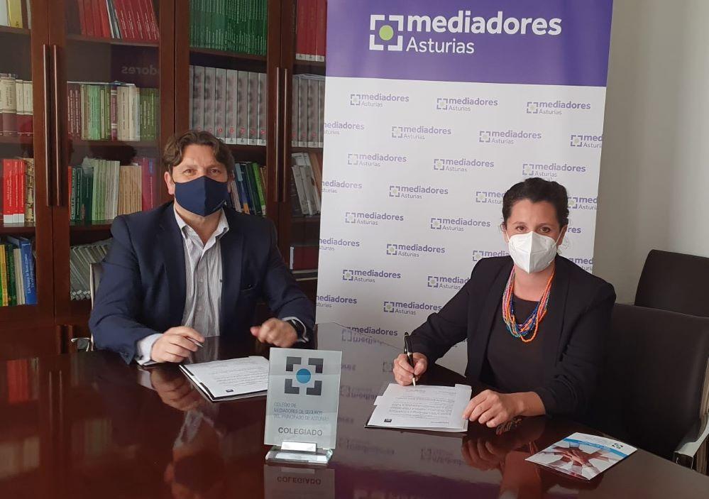 AXA renueva con Mediadores Asturias. Noticias de seguros