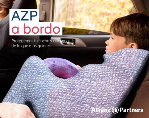 Allianz Partners AzP a bordo. Noticias de seguros